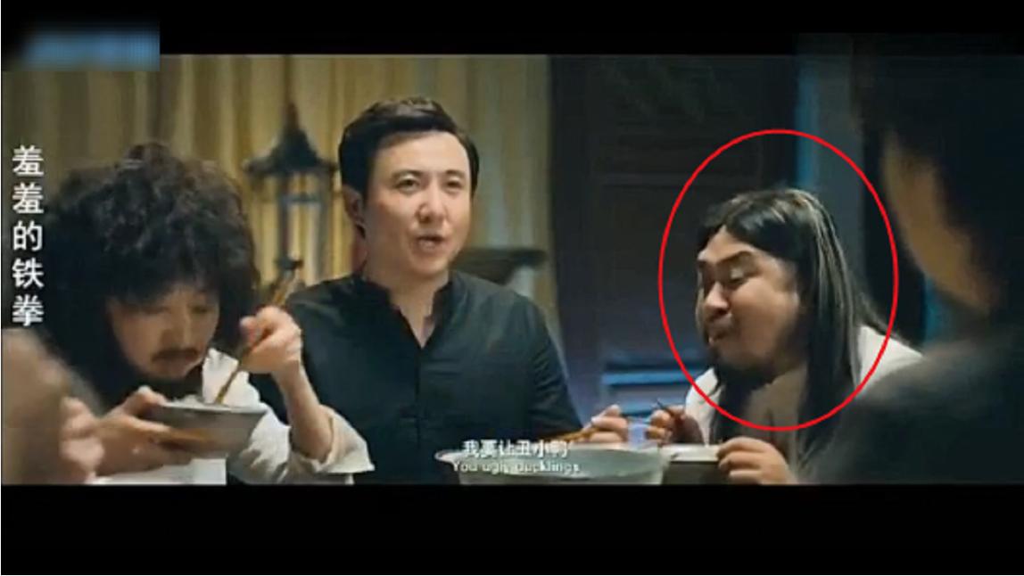 吃戏盘点:秀念最后的晚餐,洪金宝和女儿边打边吃,冯小刚吃煎饼