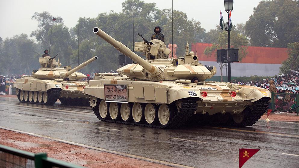 自称世界第三军事强国会有什么下场?其中两个被中国吊打