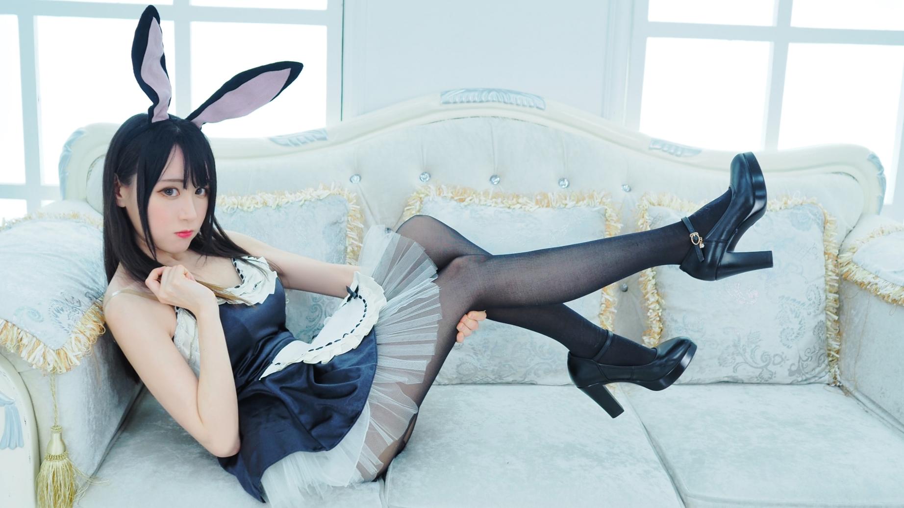 【麻衣】Bunny Style 兔子先生你的兔女仆在敲门