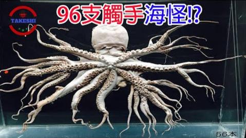 [TOP5]數個生物界中的再生怪物  傳說中遠古九頭蛇的後裔  長鹿角的白老鼠