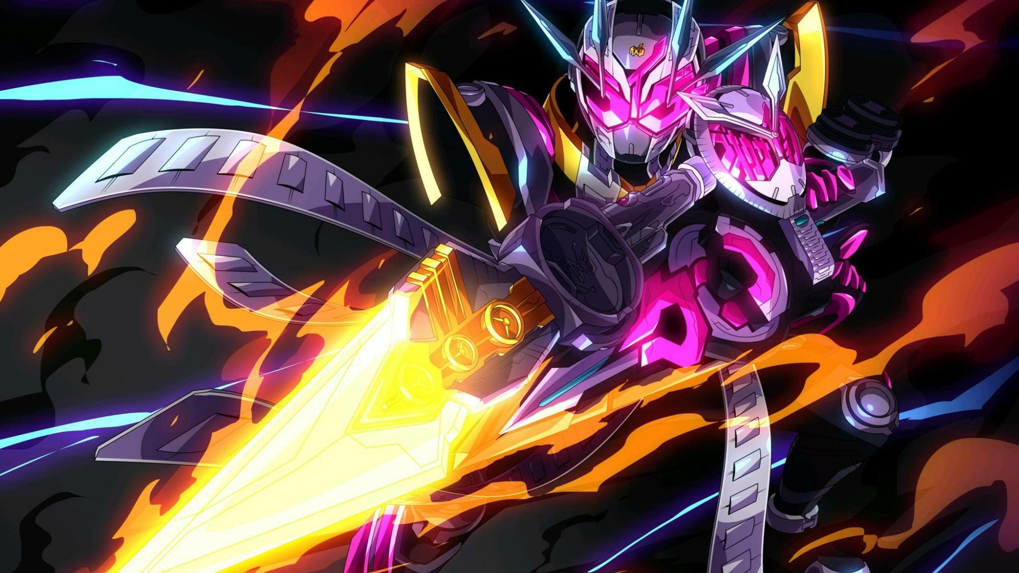 【假面骑士ZI-O/MAD】跨入黑暗的时间王者,他的眼帘究竟看到了什么?