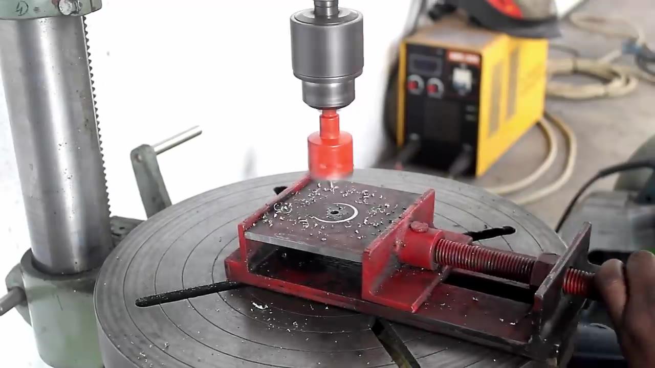 角磨机-制作一台切割机