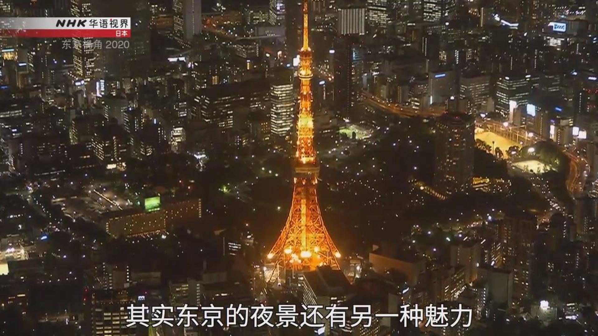 东京夜景:东京夜晚游览指南[片头]