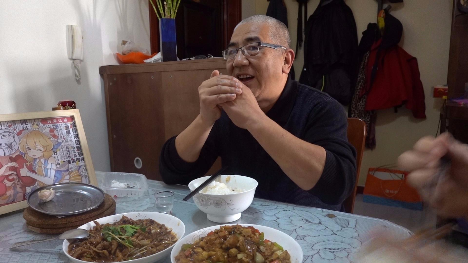 【老司马的日常食堂】好吃下饭的京酱肉丝,米饭做少了