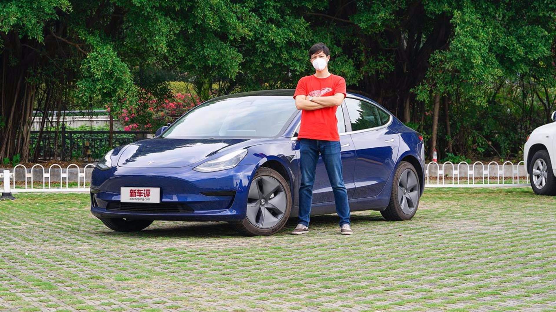 29万元就能买到的未来体验 国产特斯拉Model 3它不香吗?