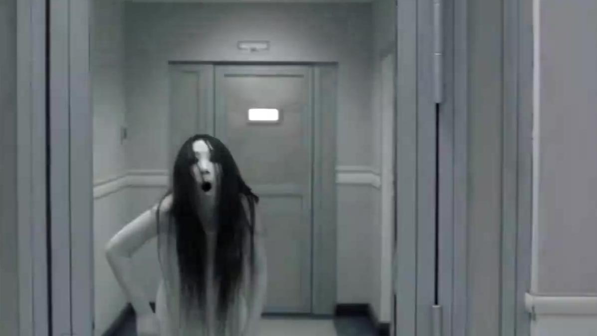 恐怖短片《咒怨》