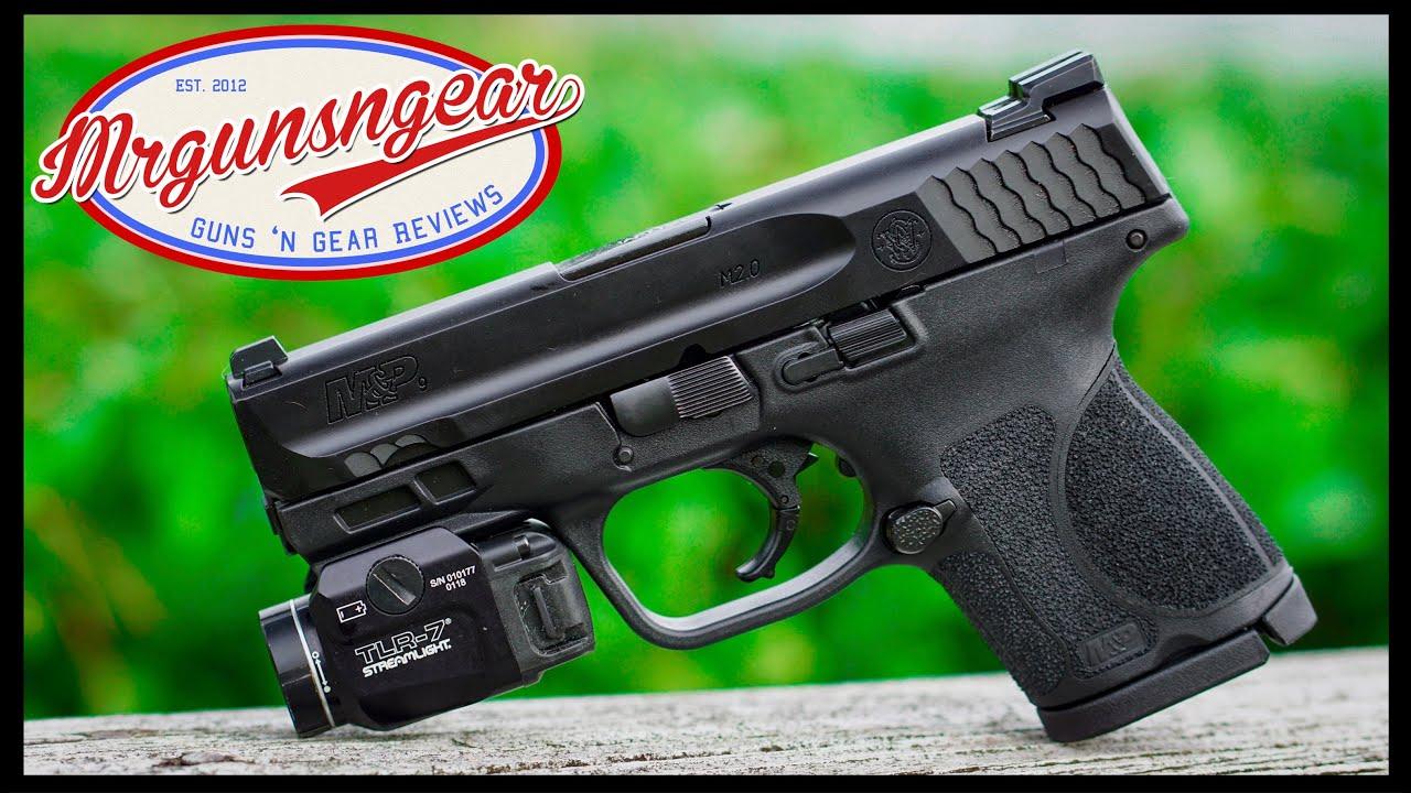 [Mrgunsngear]史密斯威森M&P 2.0次紧凑型手枪