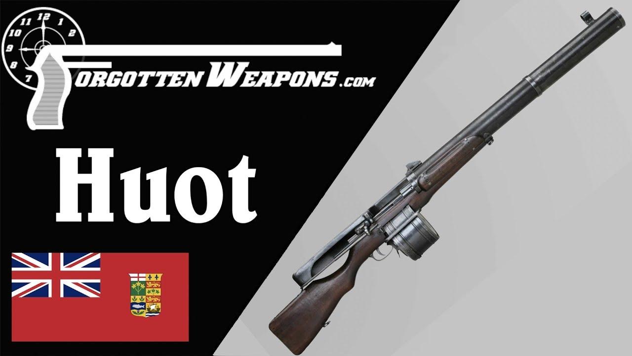 【被遗忘的武器/双语】于奥自动步枪--全自动版的罗斯