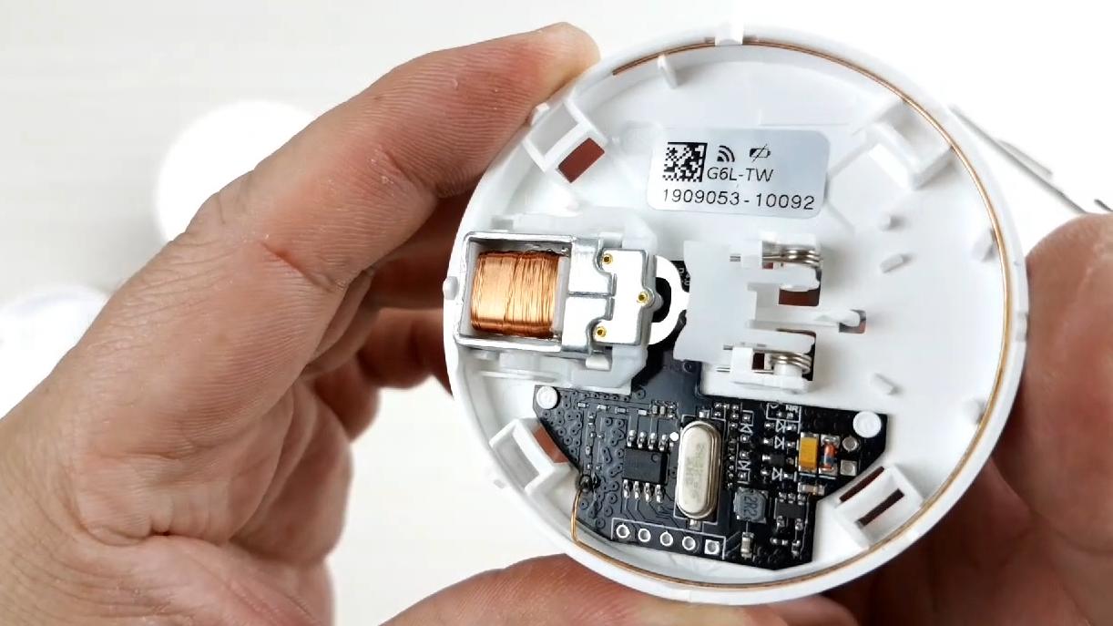 永远不需要用电池,拆解小米自发电门铃,看看它的工作原理是什么