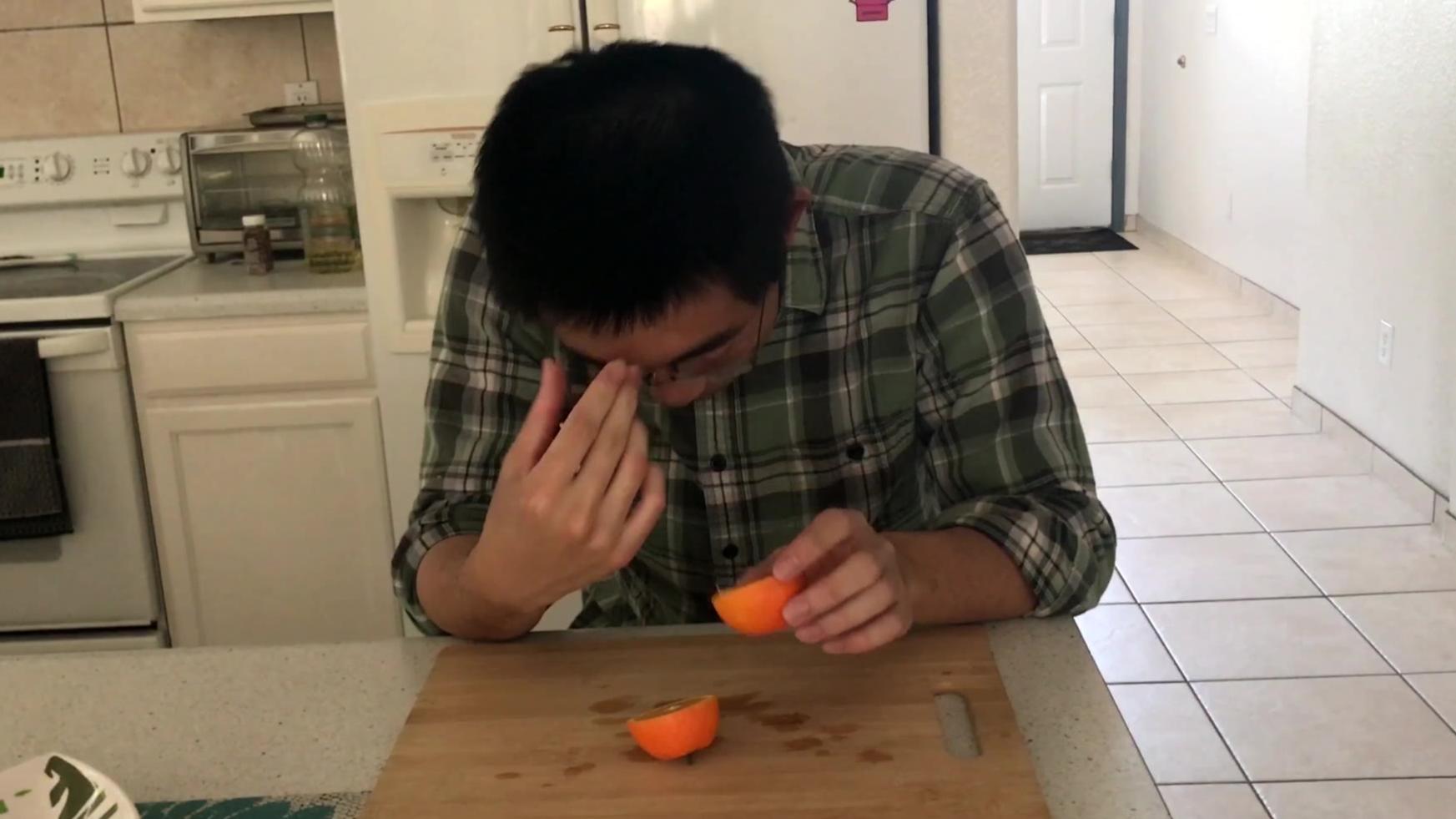 【红星劳保】后院的橙子(橘子)它大又甜!