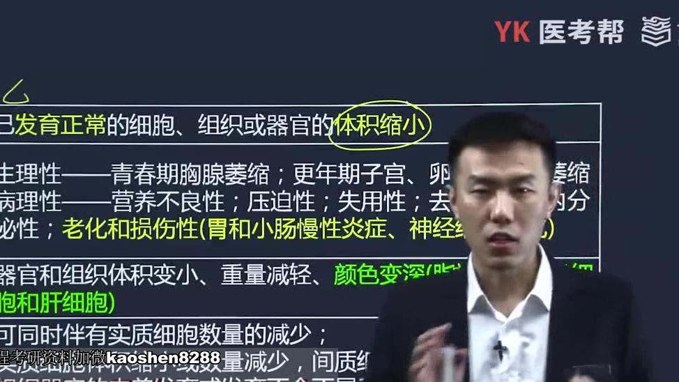 2021年考研西综医药帮徐琦病理学精讲课程