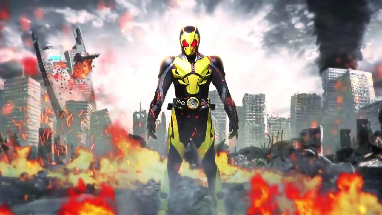 剧场版『假面骑士Zero-One/魔进战队煌辉者 THE MOVIE』特报 2020年7月23日上映