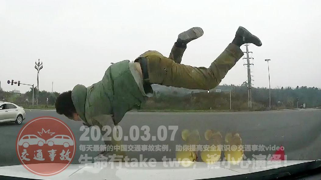 中国交通事故20200307:每天最新的车祸实例,助你提高安全意识