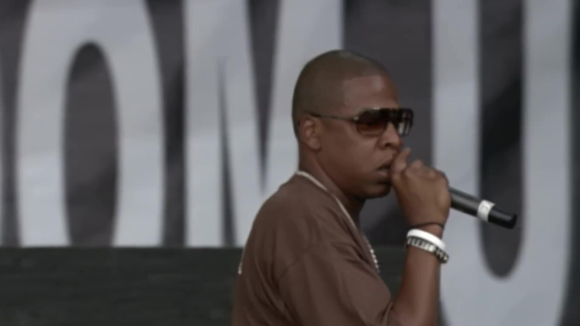 林肯公园 : Jay-Z - Numb : Encore