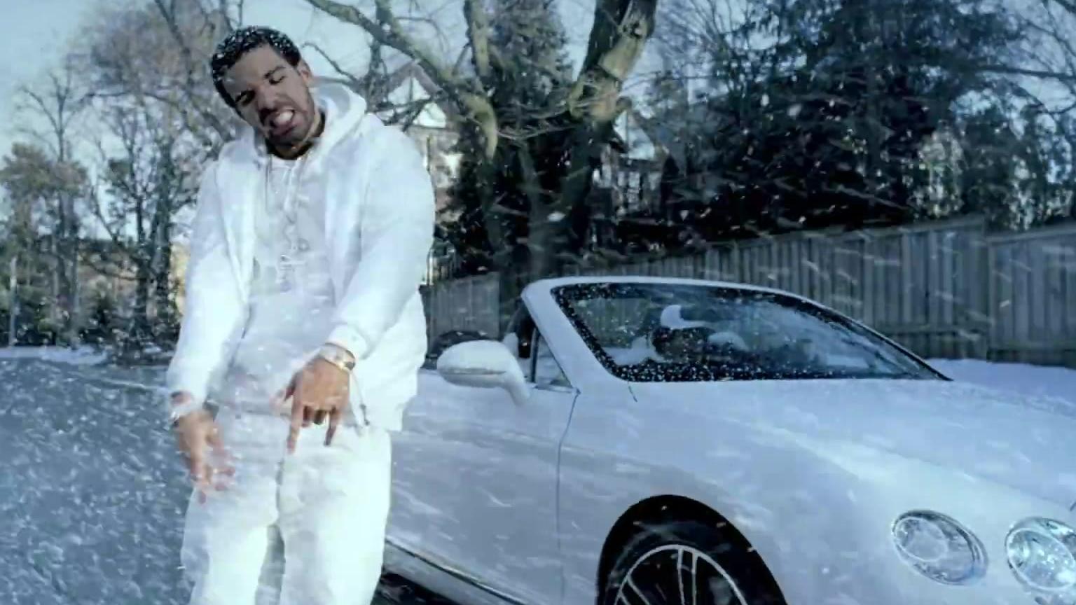 嘻哈音乐 公鸭Drake - Started From The Bottom