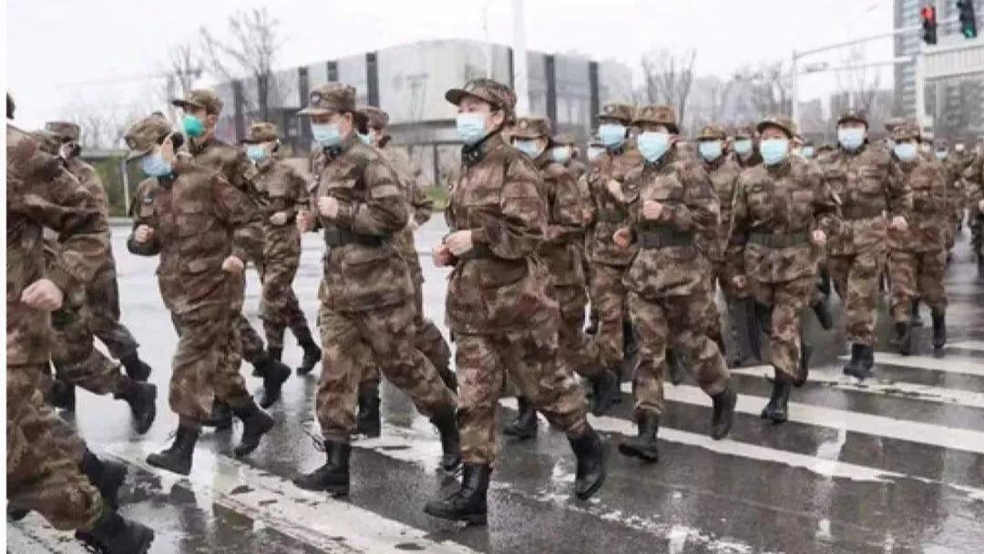 中国战疫时间线