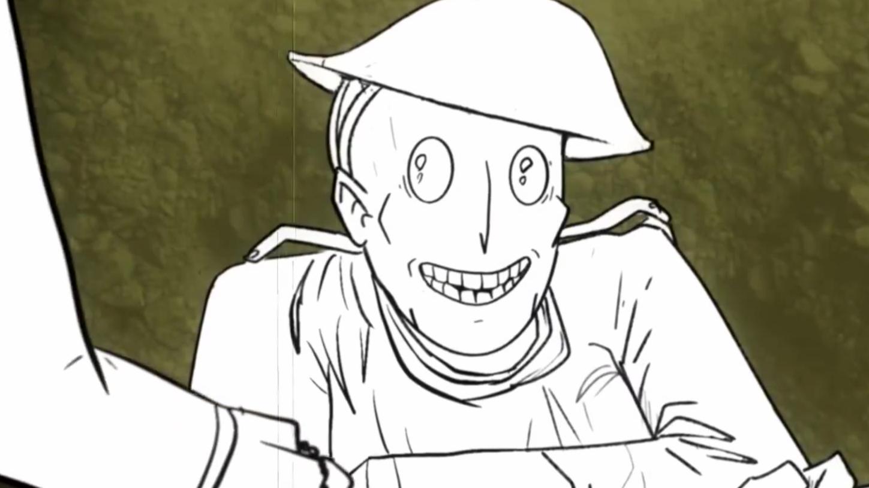 【SCP基金会动画】《年轻男子》(SCP-106起源故事)