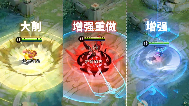 体验服更新:刘邦史诗级加强!被动技能重做大招按下后瞬间套盾!
