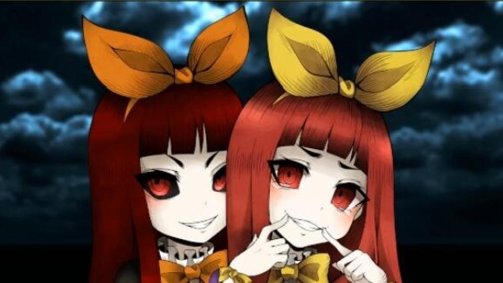 暗黑童话~恐怖游戏【克莉】混沌模式不存档14分11秒一命速通(坏结局之一)