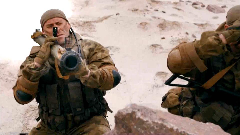 【盘点】毛子精锐特种兵埋伏阿富汗塔利班,一发火箭筒送上天,精彩好看!