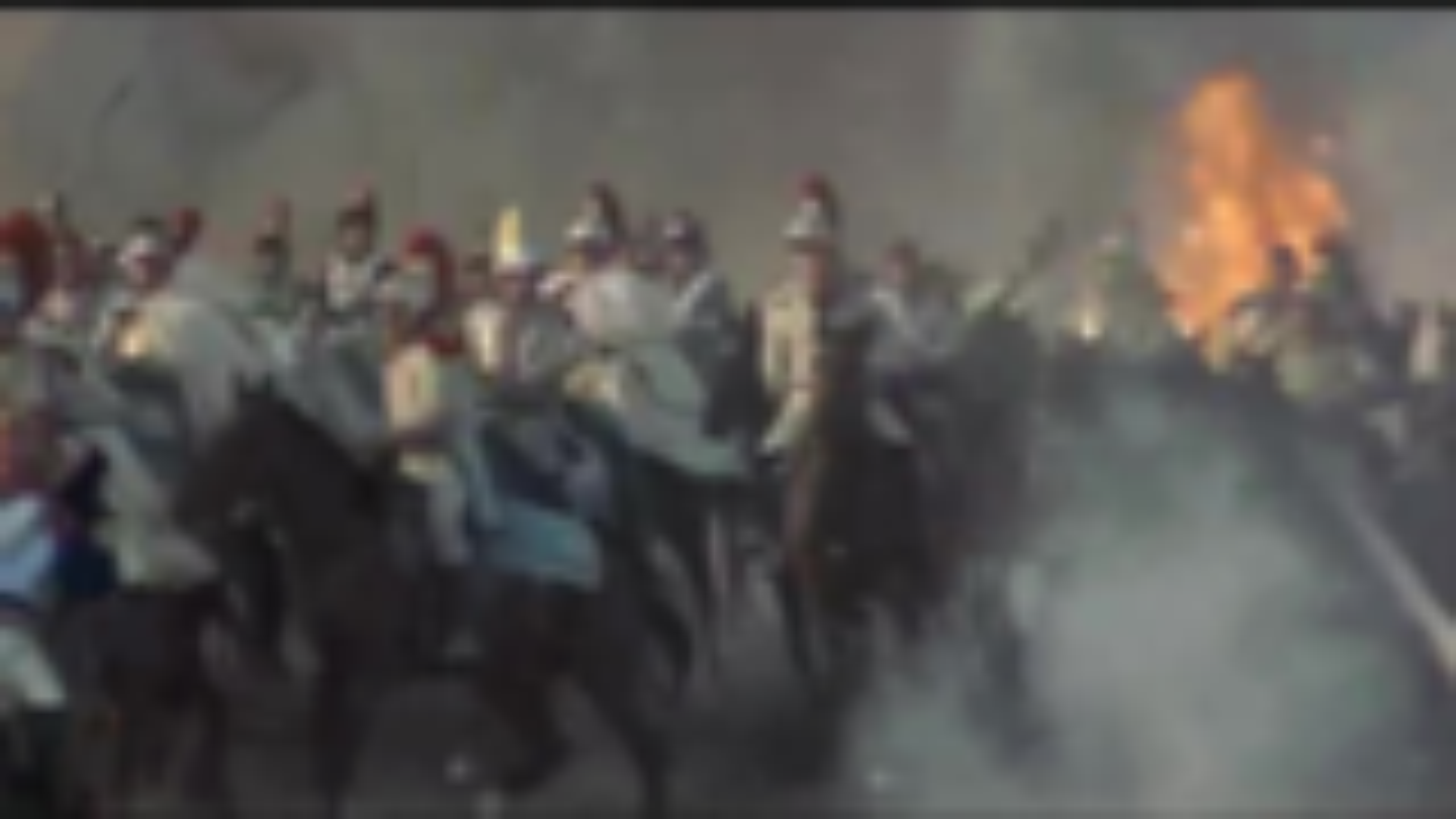 【盘点】欧洲第七次反法联盟集结70万大军,法军伤亡约3万人,被俘数千人;联军伤亡2万人左右