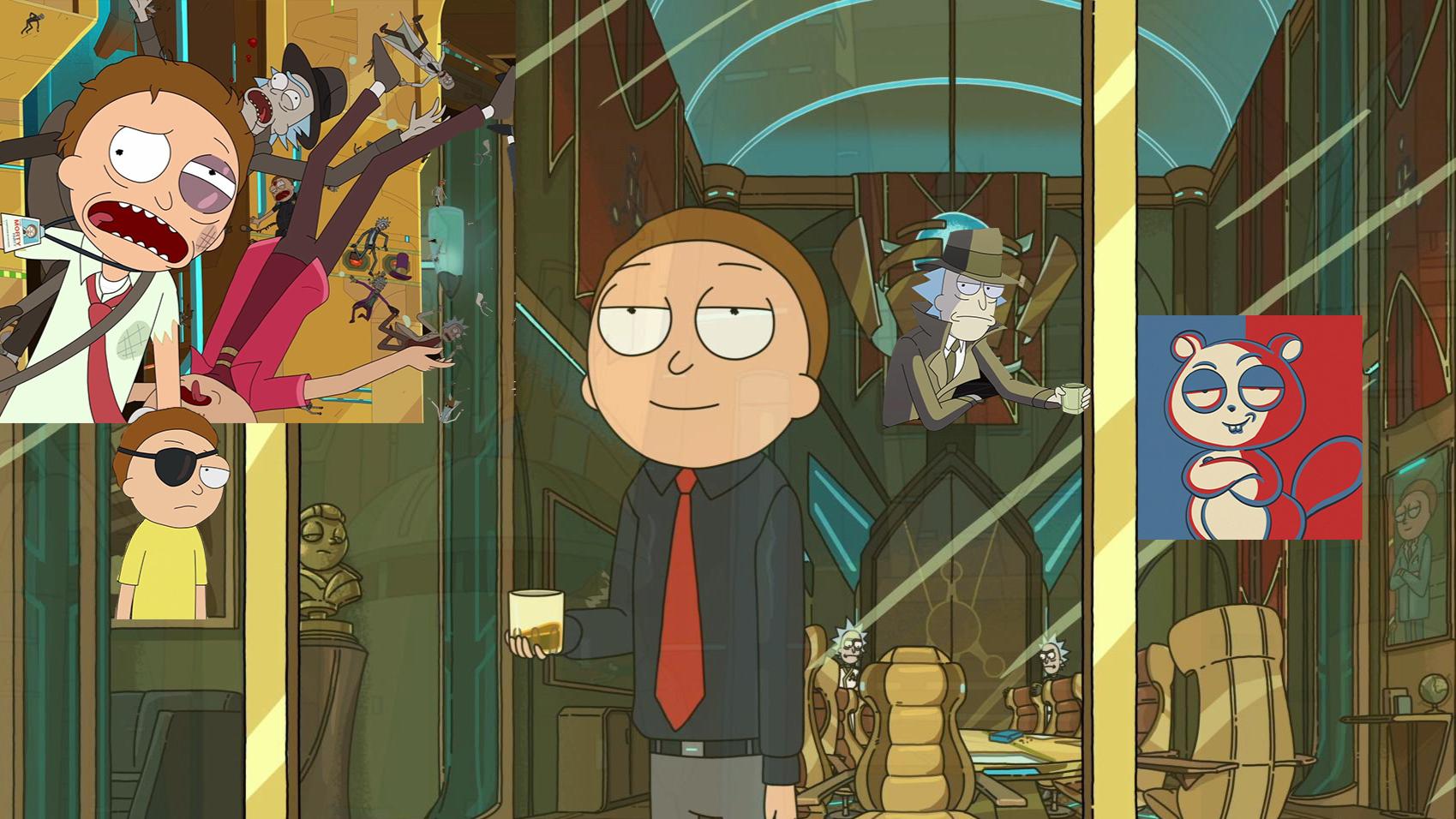 人类动画精华!《瑞克和莫蒂》单集剧情封神,关于世界症结