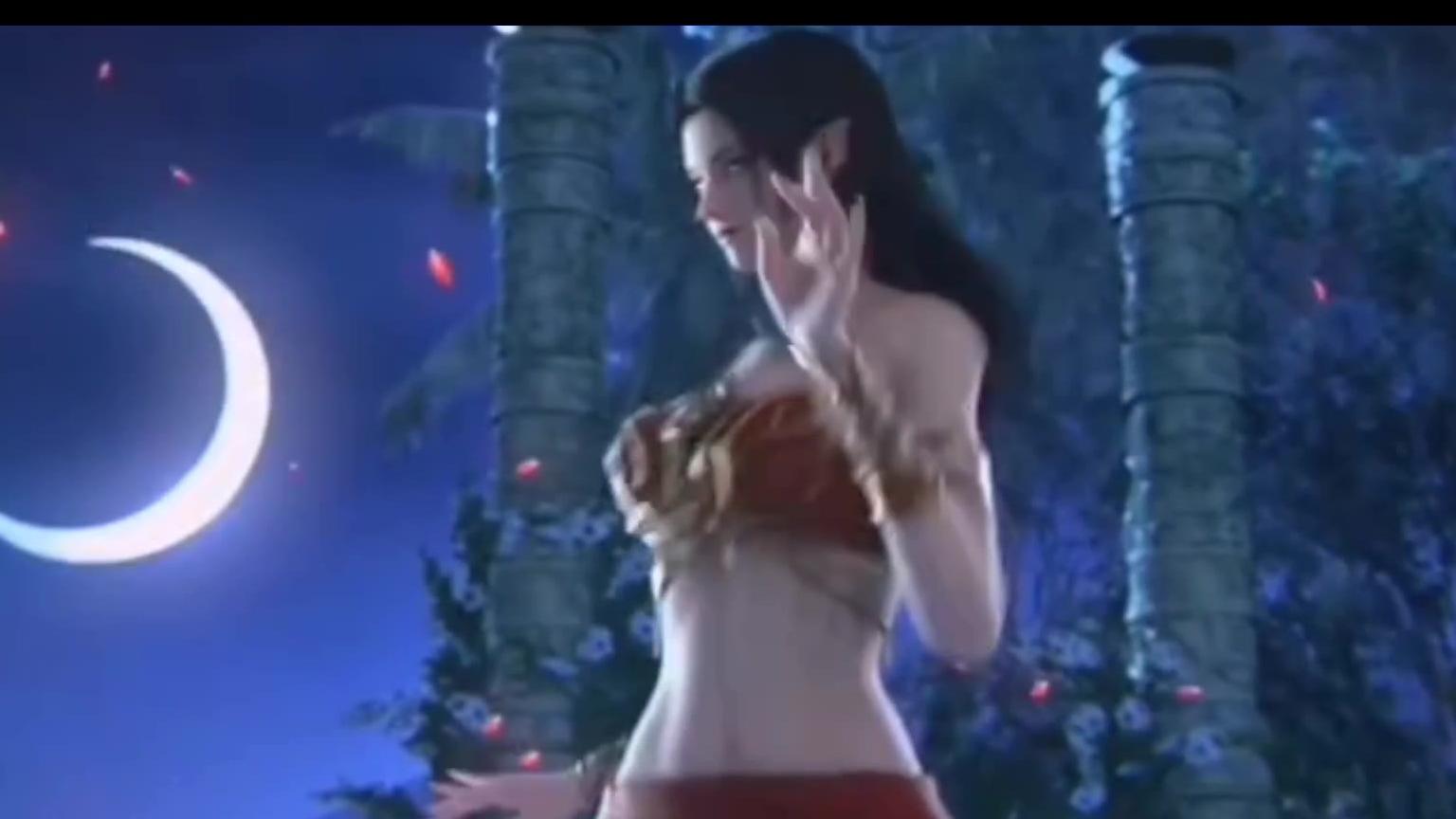 国漫女神群舞,雪女、杜丽莎、焰灵姬......全是人间绝色!