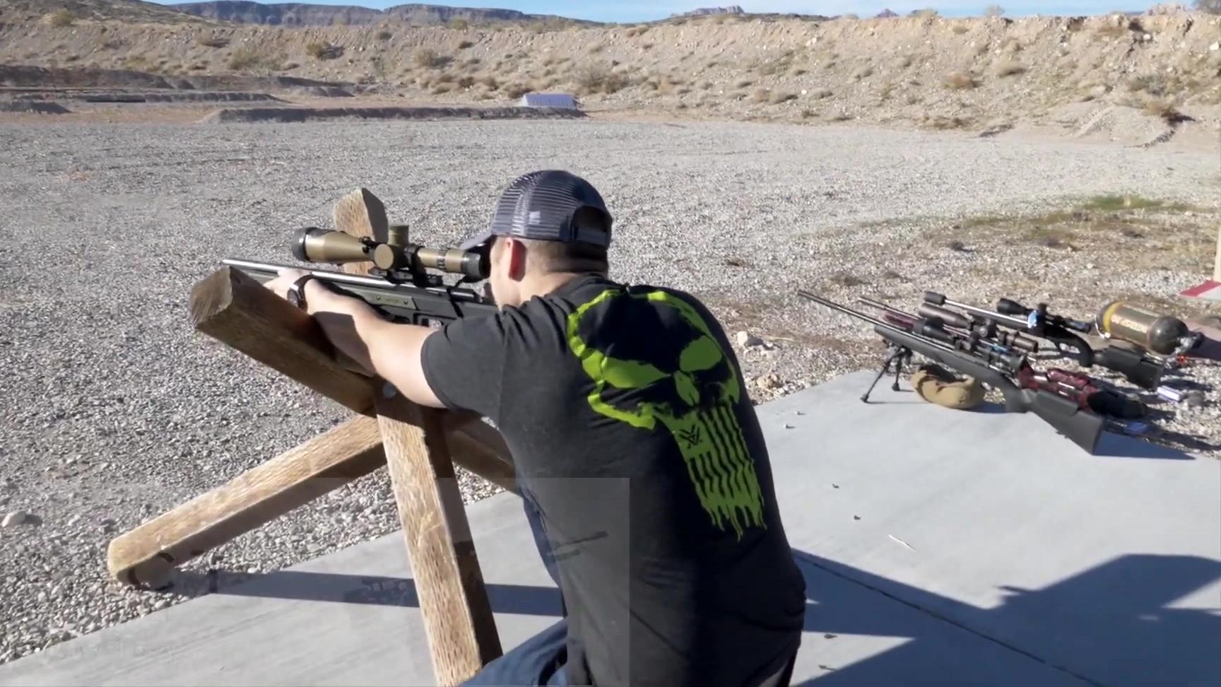 【生肉】与彼得·马兰一起回顾拉斯维加斯NRL22比赛-Precision Rifle Network