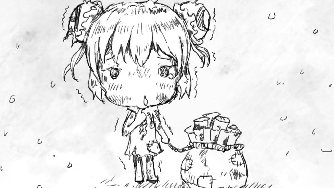 【UP主基本功大赛】猴山消失后的AC娘