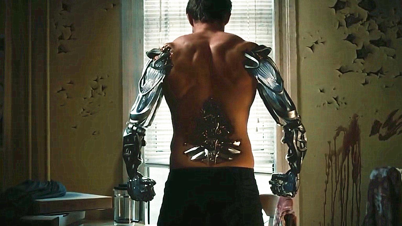 小伙一觉醒来,发现胳膊变成了机械臂,还意外获得了超能力!