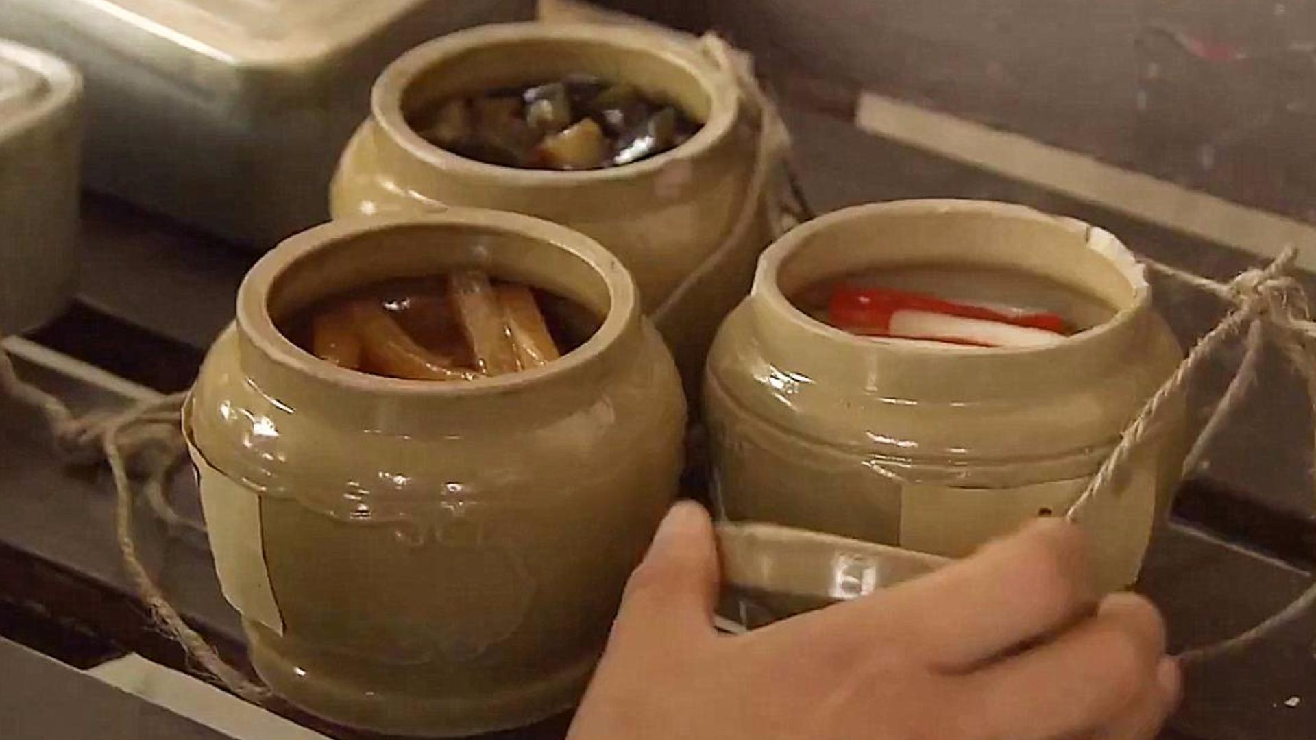 【美食影视合集】砂锅炖肉,砂锅罐头,香,真香!