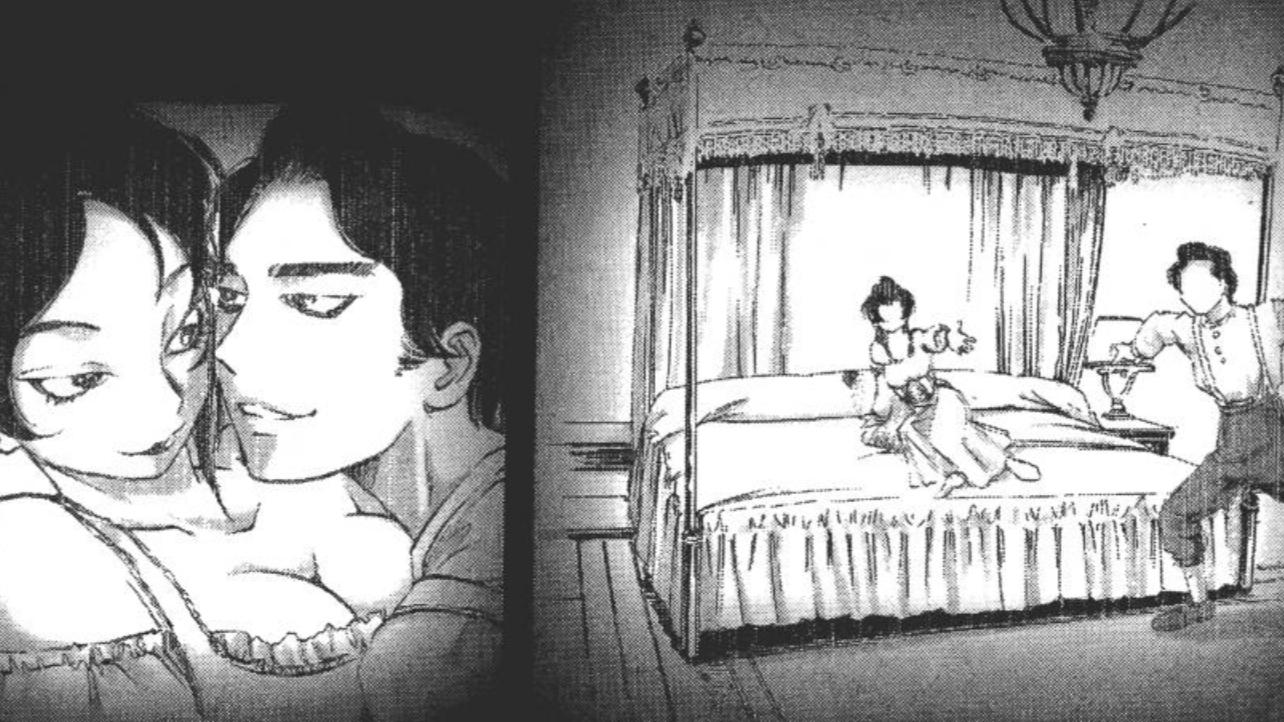 【江户川乱步异人馆4-5】家族3人被人活埋地下室,凶手是谁?!