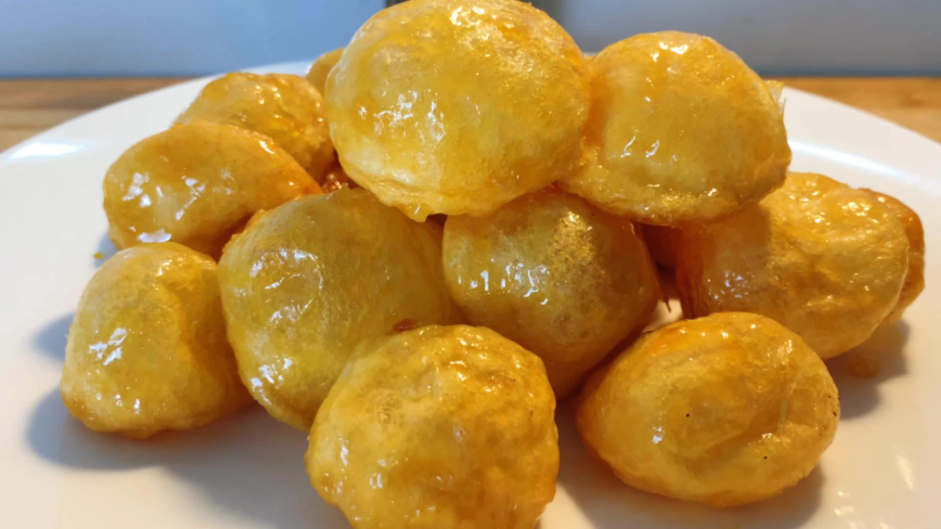 这才是东北名菜酥黄菜正宗做法,配方比例精确到克,厨师大赛金奖菜品