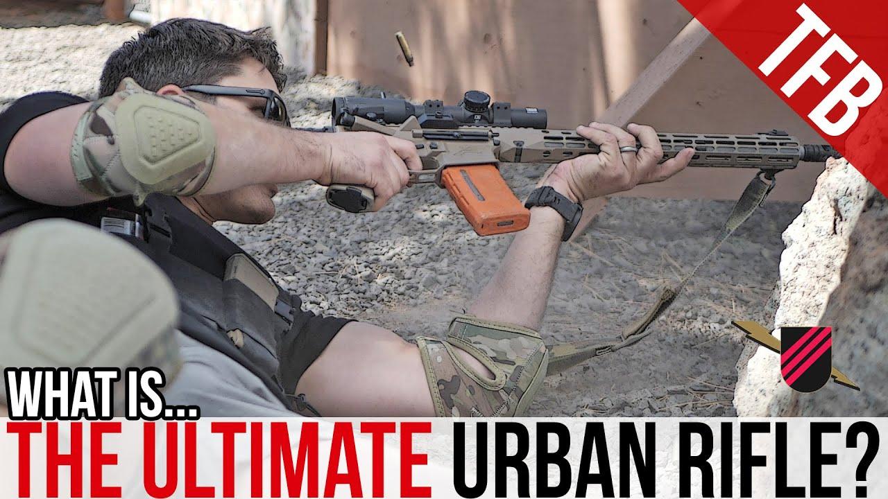【中字】【TFBTV】如何打造终极城市步枪—如何赢得战斗系列步枪个人防卫教学(第二集)