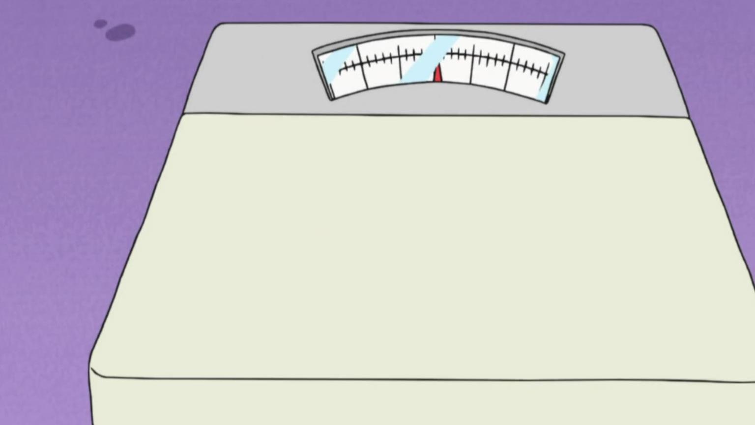 坚持不懈的减肥