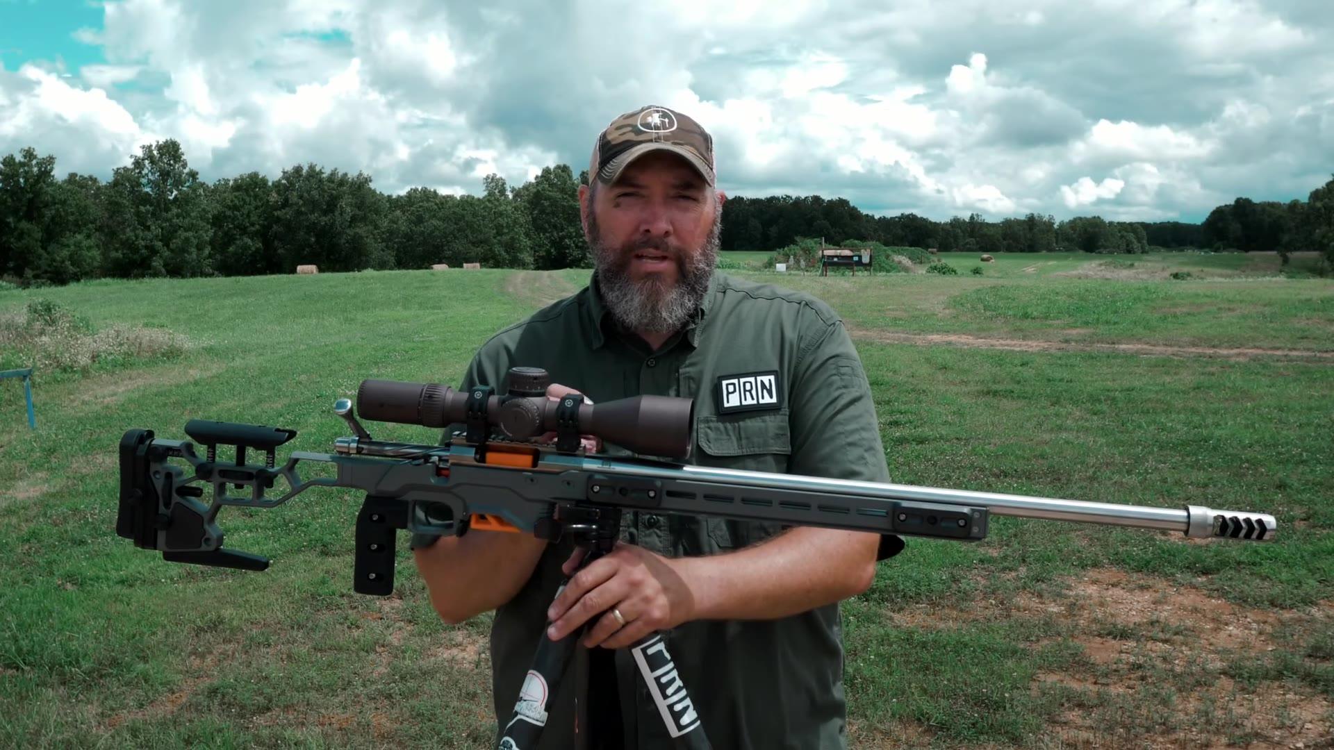 【生肉】如何在三脚架上射击-Precision Rifle Network