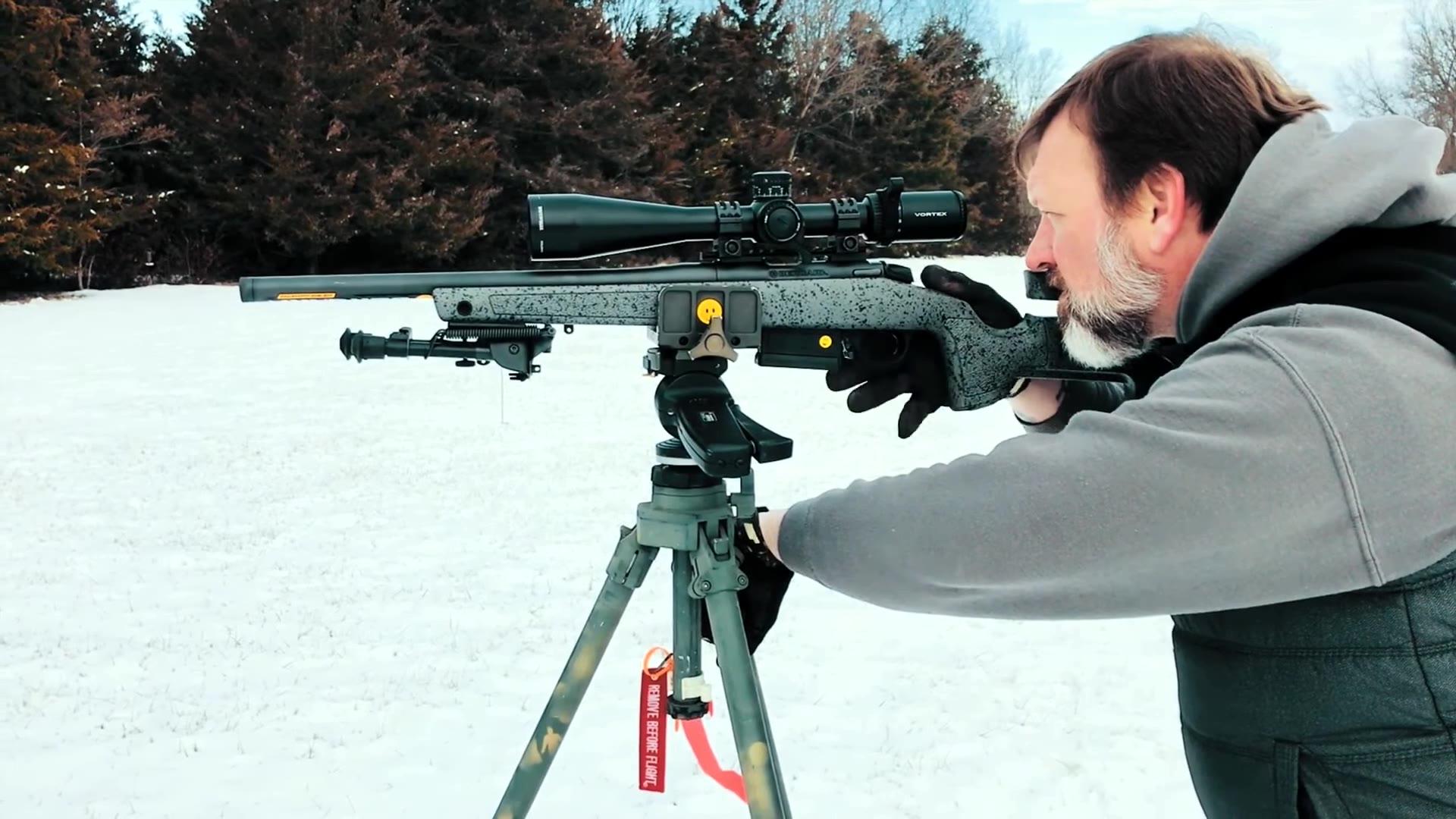 【生肉】Bergara B14R步枪详细评测-Precision Rifle Network
