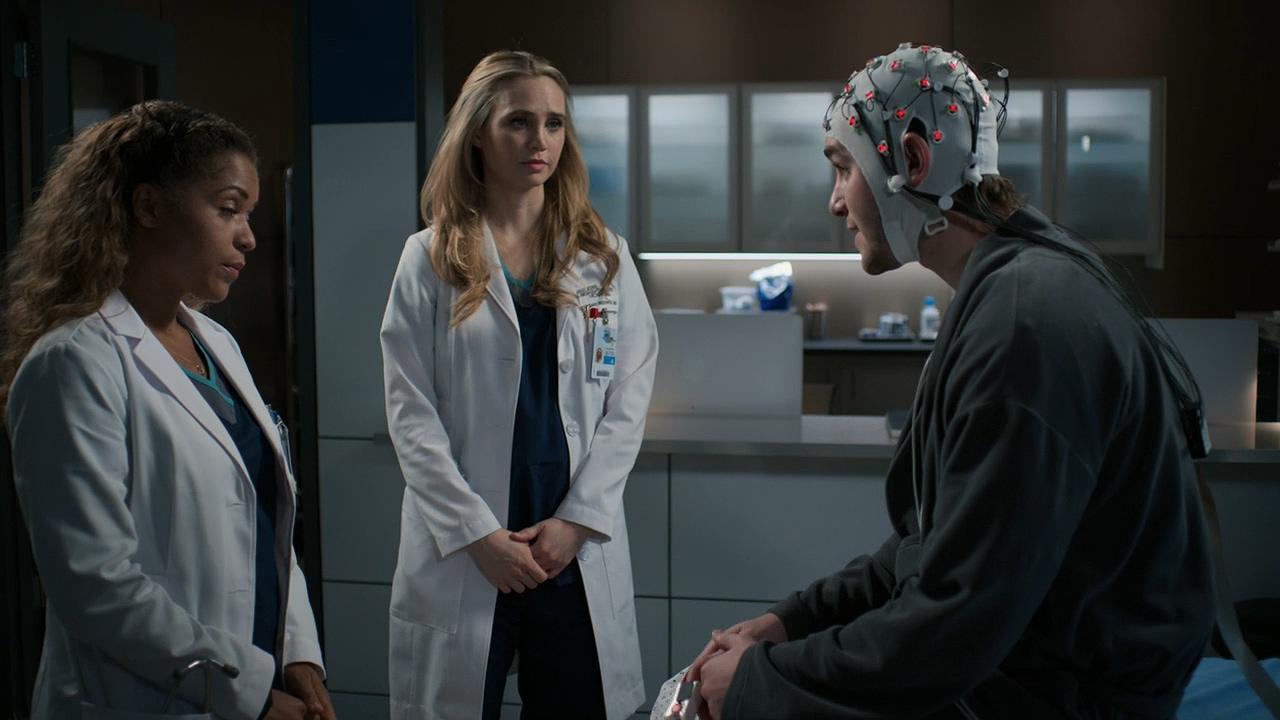 小伙和医生畅聊,脑电波却显示他处于睡眠中,啥情况?!《良医S3-16》