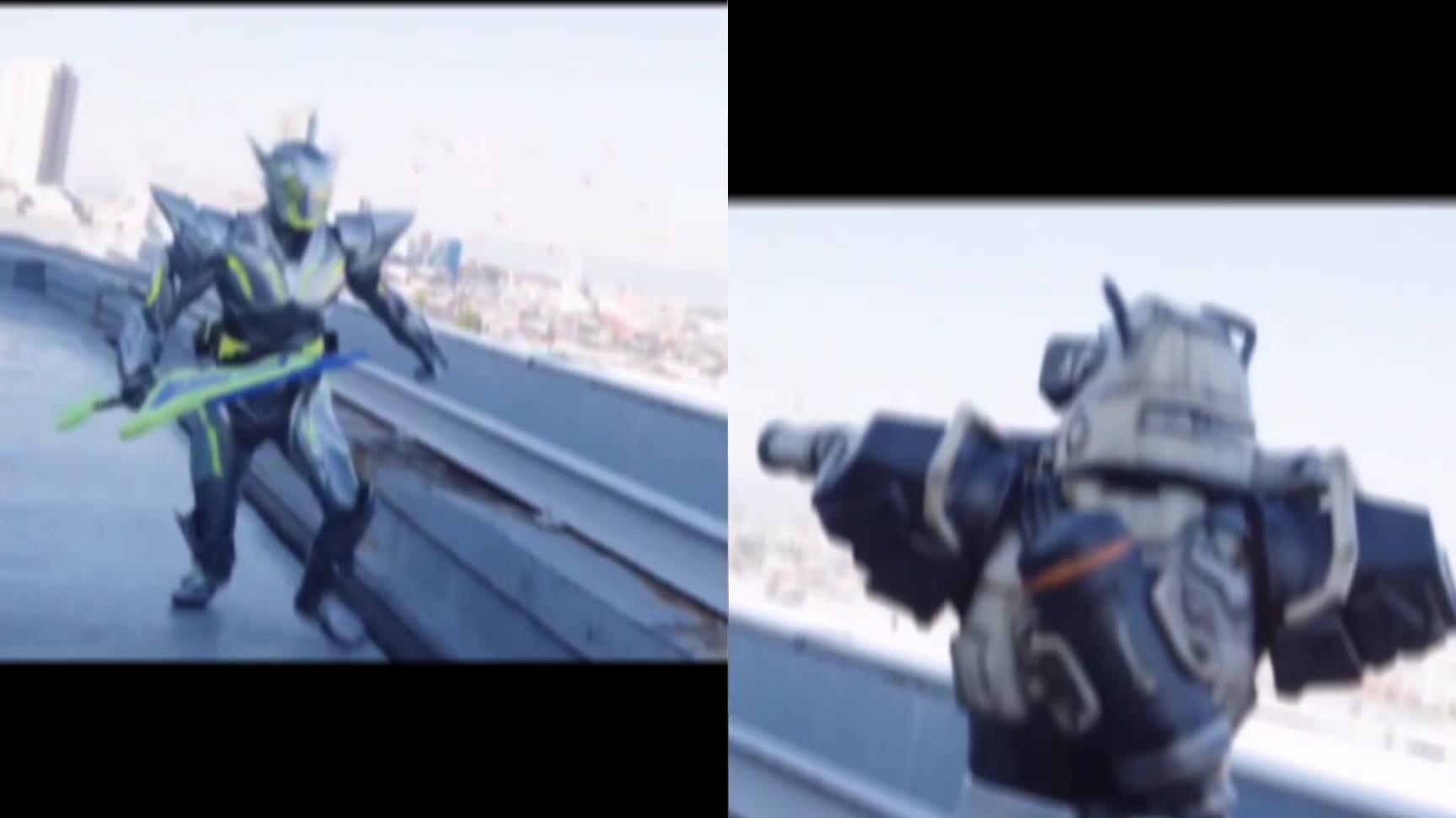 【UP主基本功大赛】假面骑士01 26话 战斗集锦 电影级踩点