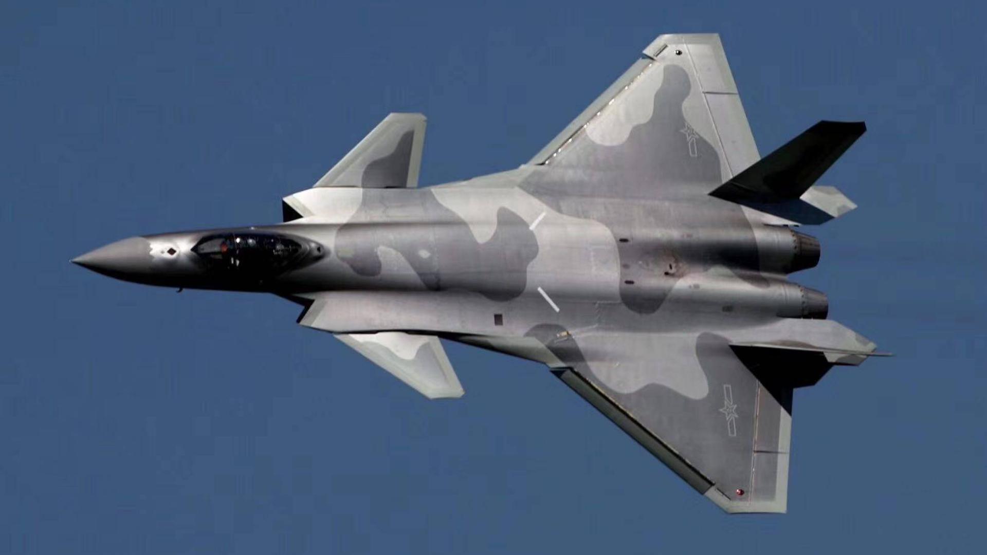 涂装也是战斗力!空军发布涂装新规,中国战机低可视涂装有多帅?