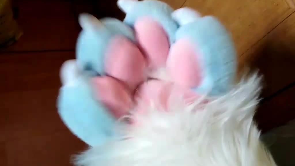 【枫月】Furry爪子开箱