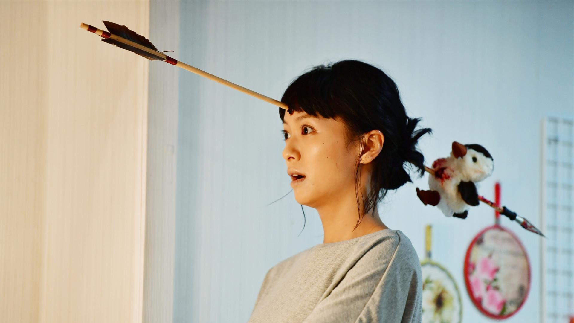 这个日本妹子是所有男人的梦想!日本喜剧《每天回家都看到老婆在装死》