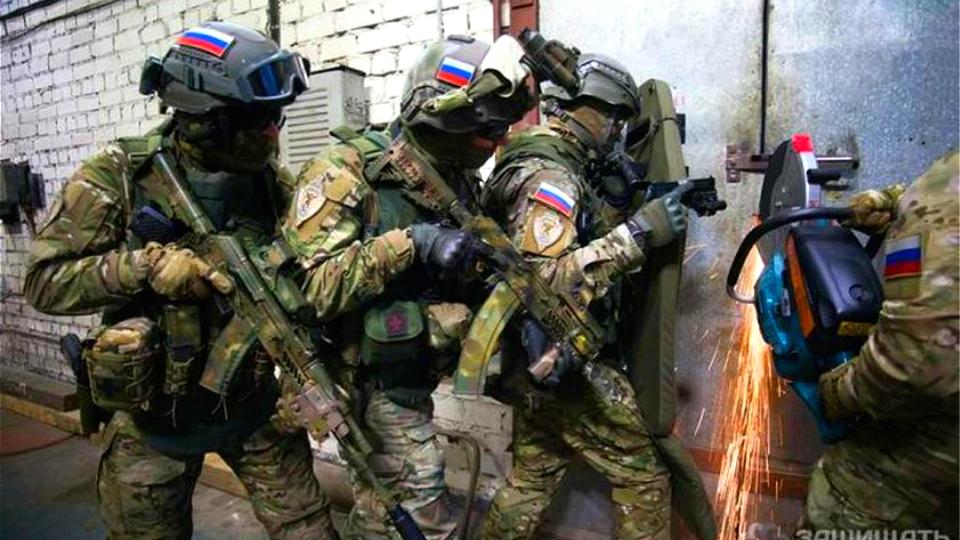 """境外俄军特殊""""军事战术行动装备""""合集 #169"""