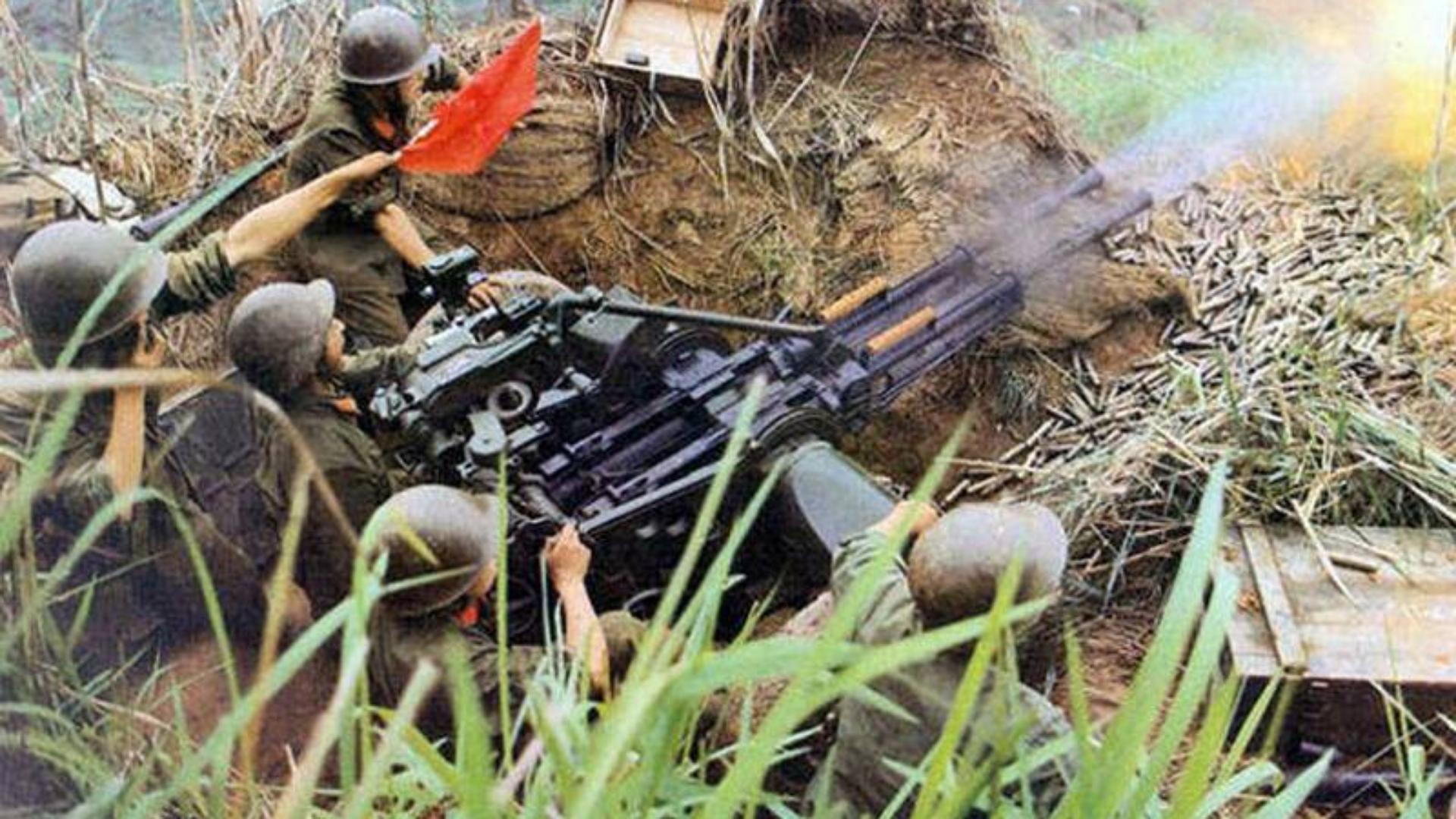 41年前对越自卫反击战结束,解放军浴血奋战保卫祖国西南边陲