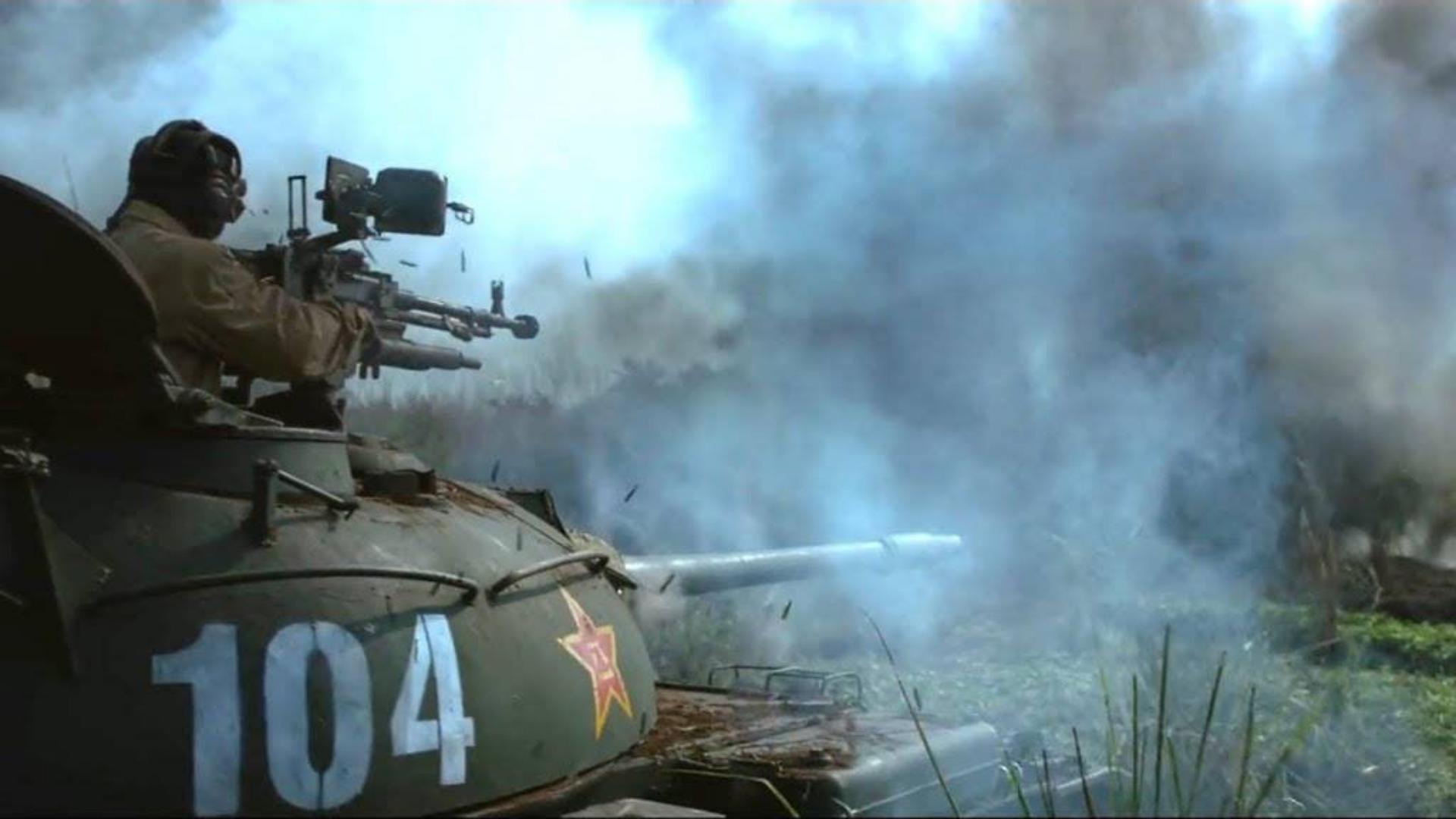 对越作战中最惨烈一战,越军坚固炮台被解放军12吨炸药送上天