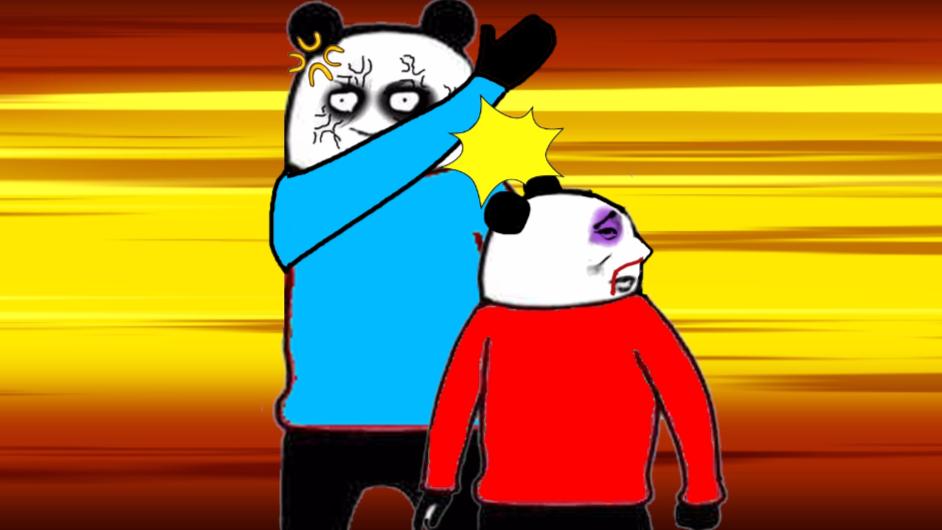 【沙雕动画】中国父母神逻辑——认错!【A等生】【次元】