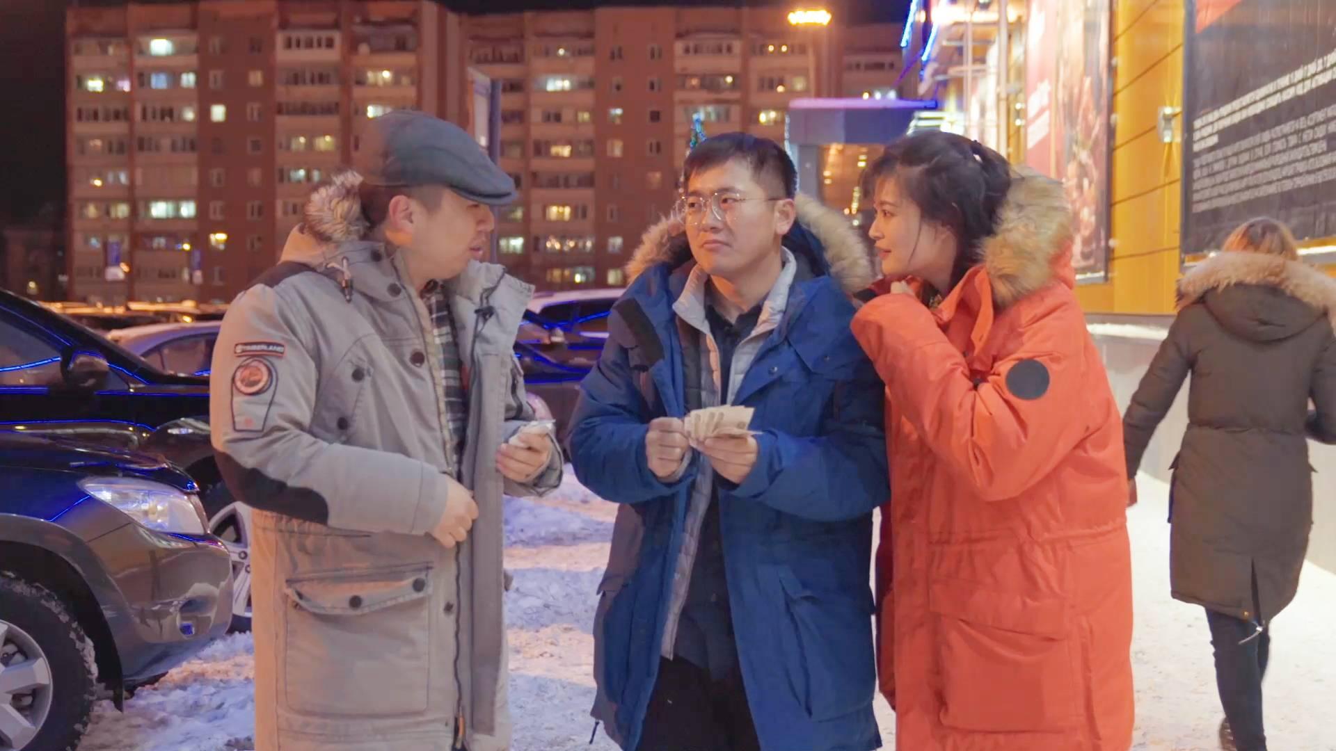 给盗月社500卢布买火锅食材,万万没想到他们竟买回来这些东西?!