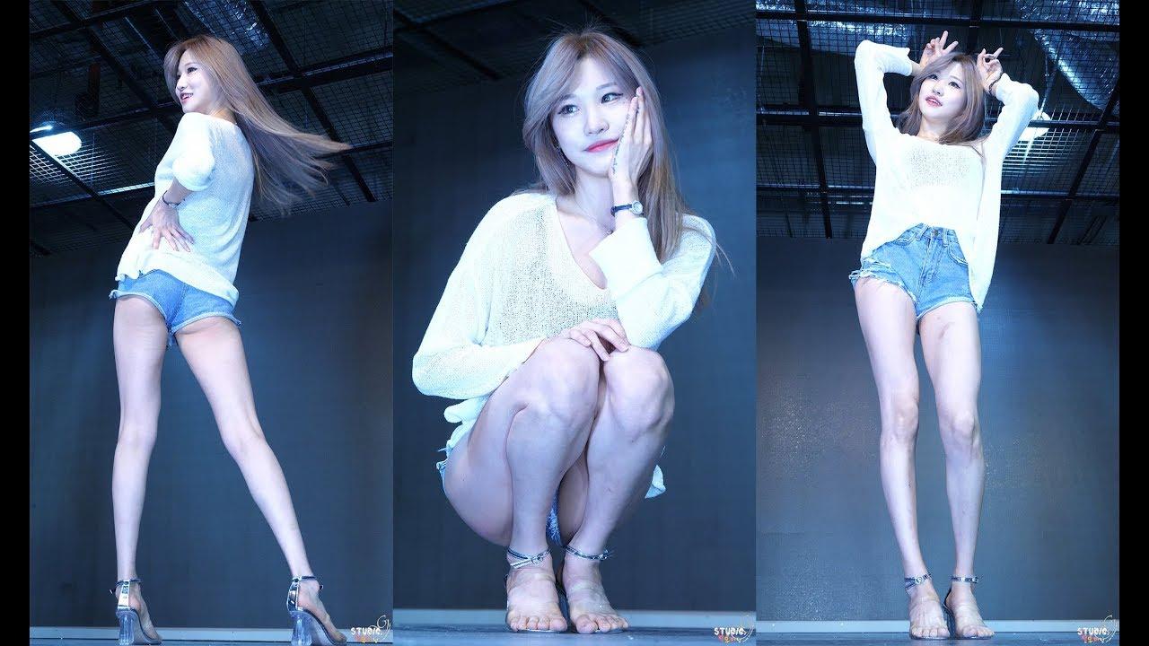 [180412] Girl Crush  (Tae Ri 태리)     拍照时间