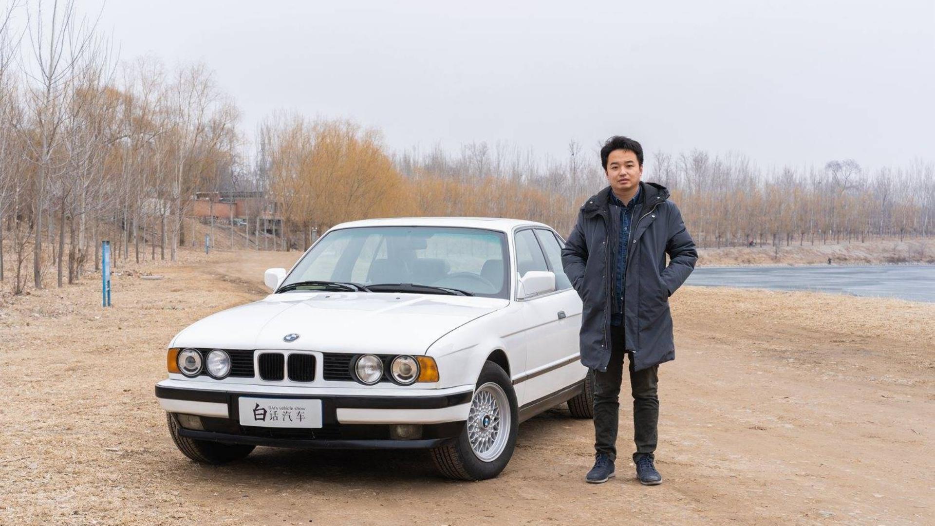开宝马坐奔驰——将运动基因带入中国的宝马5系E34