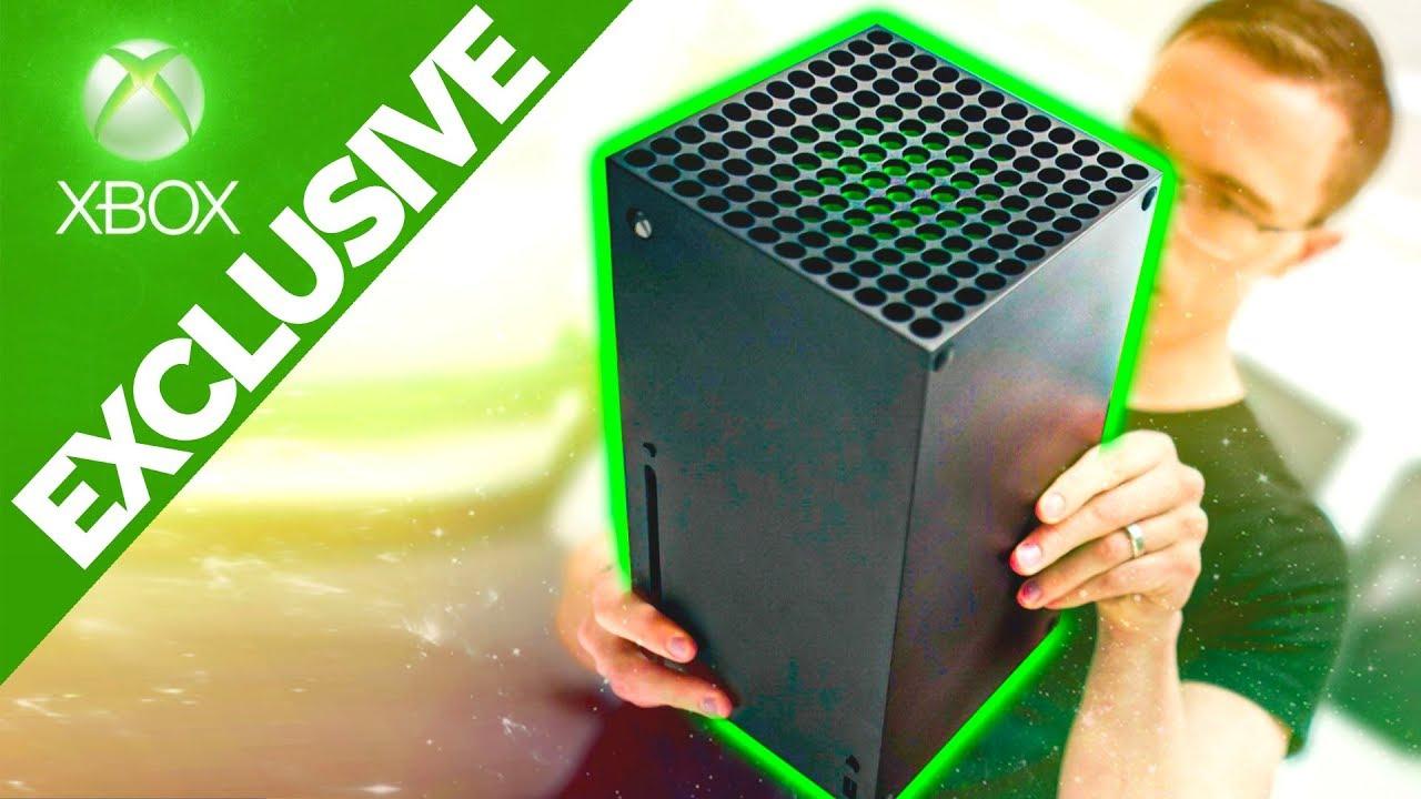【看简介】世界最速Xbox Series X上手体验视频